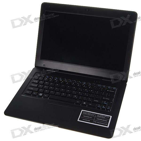 "NUODO 12.1"" LCD 1.6GHz Atom CPU 802.11g/b UMPC Netbook (Backlight/1GB DDR2/Camera/160GB HDD)"