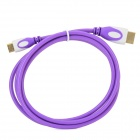 HDMI Male to Mini HDMI Male Display Calbe - Light Purple + White (1.5m)