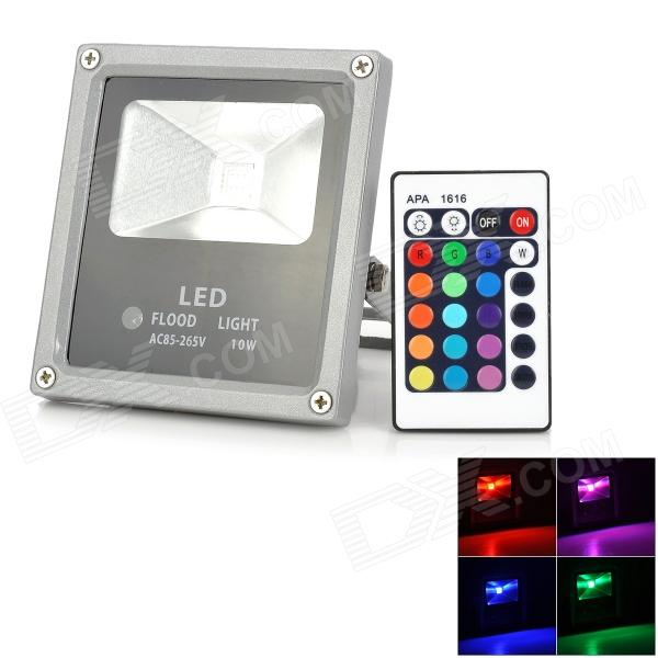 WZJ015 10W 450lm LED RGB Project Lamp (85~265V)