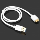 Gold-Plated USB 3.0 to Micro-B Data Charging Cable for Samsung Galaxy Note 3 / N9000 (60cm)
