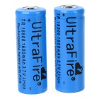Ultrafire TR-18500 3.7V 1600mAh Rechargeable Battery