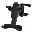 "360 Degree Rotatable Car Air-Outlet Vent Mount Holder for 5""~8"" Tablet PC - Black"