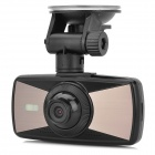 "T1100 2.7"" TFT HD 1080p 3.0MP 140 Degrees Wide Angle 4X Zooming WDR Car DVR w/ 2-IR LED"