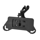 360 Degree Rotatable Car Air-Outlet Vent Mount Holder for Iphone 5S / 5c / 5 - Black