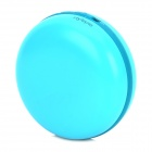 Creative ABS + Aluminum Alloy USB Breathing Hand Warmer / Power Bank - Blue