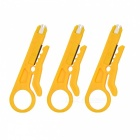 Network and Connection Wire Cutter Tools (3-Pack)