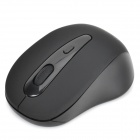 RF-2804B 2.4GHz Wireless 3200DPI Optical Mouse - Black