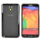 Protective TPU Case for Samsung Galaxy Note 3 - Grey