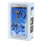 12X Zoom Camera Lens Telescope for Samsung N7100 - Silver + Black