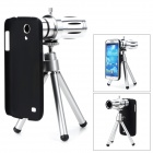 12X Zoom Camera Lens Telescope for Samsung i9500 - Silver + Black