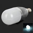 YouOkLight E14 5W 450LM 6500K White Light 2835 LED Corn Lamp - Silver + White (AC 110~250V)