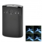 Portable-5V 1A / 2A Dual-USB-8400mAh Li-Ionen-Polymer-Power-Bank - Schwarz