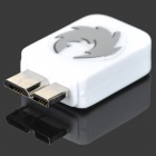 Micro USB 5-Pin Female to Micro USB 3.0 9-Pin Male Data Charging Adapater for Samsung Galaxy Note 3