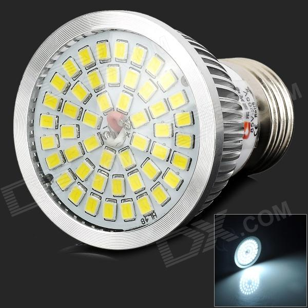 Lexing E27 6.5W 600LM 6000K Cool White Light SMD 2835 LED Spotlight Lamp (85~265V)
