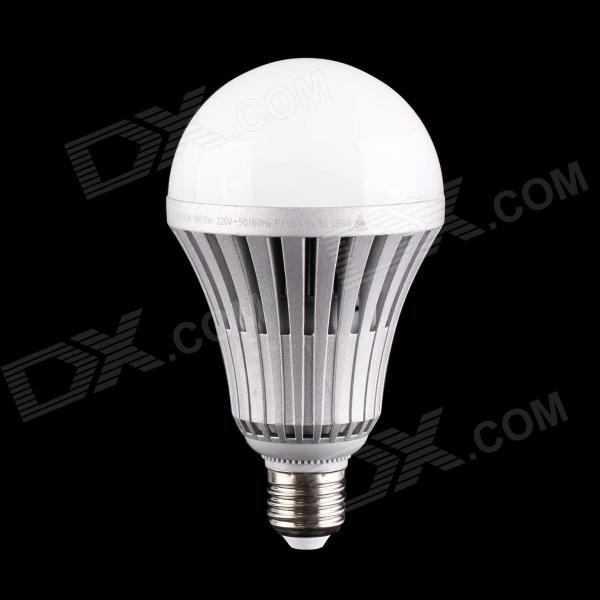 ZDM E27 20W 1860lm 6000K 16-SMD 5630 Cool White Light Bulb