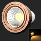 UltraFire 3WGU10 GU10 3W 170lm 3200K COB LED Warm White Spotlight Bulb (85~265V)