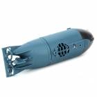 HappyCow 777-216 6-CH Wireless Remote Control Mini Submarine Toy - Dark Blue