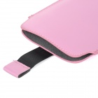 Protective PU Leather Pouch Bag for Samsung Galaxy Note 3 N9000 - Pink