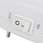 Electronic Ultrasound Mouse Repeller Bug Scare - White (90~250V AC)