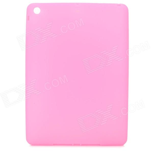 Protective Silicone Back Case for Ipad 5 - Pink