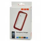 2*AA Powered Emergency Charger with LED light for All Ipod and Iphone 2G/3G (White)