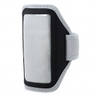 Outdoor Sports Arm Band for LG Nexus 5 / E980 - Grey + Black