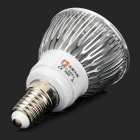 Lexing E14 4.5W 300LM 6000K Cold White Light LED Spotlight Lamp