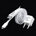 Power Adapter Charger + USB Cable for Samsung Galaxy Note 3 - White (AC 100~240V / EU Plug)