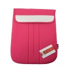 "Protective Neoprene Soft Sleeve Bag Pouch Case for 13"" Laptop Notebook - Red"