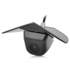 Yingyan EC-FSH2122 Waterproof Wired CCD Wide Angle 520 Lines Car Frontview Camera for Honda - Black