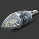 YouOkLight E14 5W 450lm 6500K 28-SMD 2835 LED White Light Bulb (110~250V)