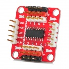 OPENJUMPER OJ-XM1141 PCB Shiftout Module (Works with Official Arduino Boards) - Red + White