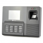 "Realand AC031 2.8"" TFT Color Screen Fingerprint Attendance Machine - Black"