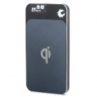 W2 Qi Wireless Charging Transmitter for Nokia 920 / LG Nexus 4 / Samsung Note 2 / S3 / S4 - Black