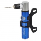PROSTAR JG-1015-C Mini Bicycle Air Pump - Blue