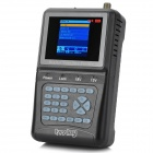 "TVSKY WS906 3.5"" TFT LCD Digital Satellite Finder - Black"