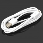 USB to Micro USB Data Charging Cable for Samsung i9300 / i9500 / HTC - White (100cm)