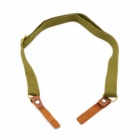 Adjustable Sling for AK Rifle - Sand + Brown