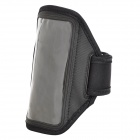 Outdoor Sport Protective Neoprene Armband for LG NEXUS 5 / E980 -Black