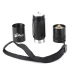 Ultrafire MCU-C7s 3-Mode 230-Lumen Memory LED Flashlight w/ Cree Q5-WC (1*CR123A)