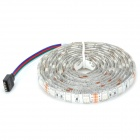 Vattentät 24W 400lm 120-SMD 5050 LED RGB bil dekoration Light Strip (12V / 2m)