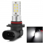 QCD-11 9005 6W 300lm 6500K 12-SMD 3535 LED White Car Foglight (12~24V)