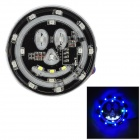 2W 120lm 19-SMD 3528 LED RGB Car Decoration / Brake Light (12V)