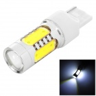 T20 7W 280lm 6000K 5-LED White Car Reversing Light (12V)