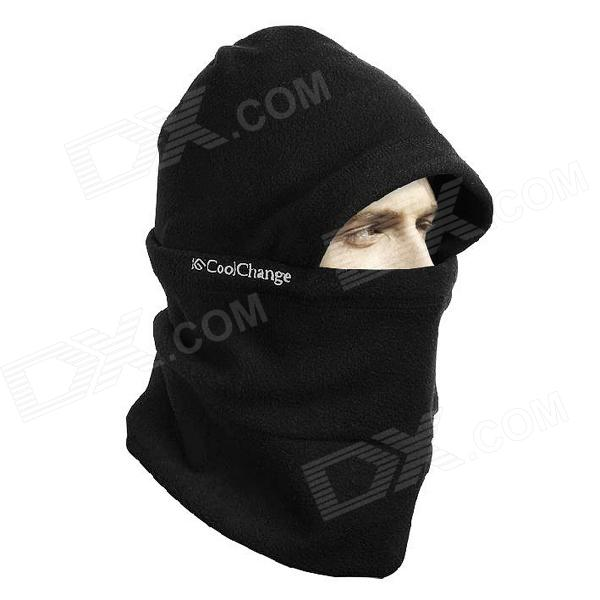 CoolChange 20006 Cycling Fleeces Face Mask / Hat / Scarf - Black