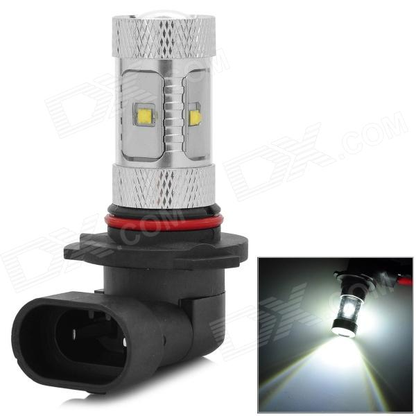 9005-30W 9005 30W 650lm 6500K White Car Foglight w/ 6-CREE XB-D R5 (9~24V)