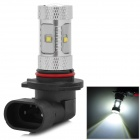 9005-30W 9005 30W 650lm 6500K 6-CREE XB-D R5 White Car Foglight (9~24V)