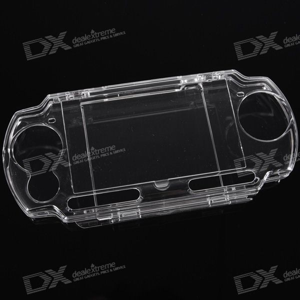 Protective Crystal Case for PSP 3000 (Translucent)