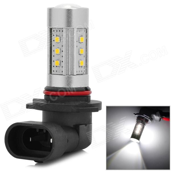 9005 15W 600lm 6500K 15-SMD 2323 LED White Car Decoration Light (12~24V) wf90053522 highlight 9005 3w 210lm 1 smd led white light car foglight dc 12v