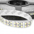 96W 3800lm 6000K 1200-SMD 3528 LED White Car Decoration Light Strip w/ Dimmer Switch (12V / 5m)